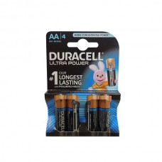 DURACELL ULTRA POWER POWERCHECK  -AA(MN1500/LR6) K4