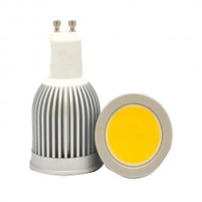 MR16 COB LED SPOTLIGHTS, DC12V 5W, C.CT 3000K, MR16 BASE, DIMMABLE 350LM