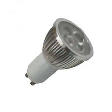 GU10 LED SPOTLIGHTS,85-265V 4W,C.CT 3000K,GU10 BASE, DIMMABLE 280LM