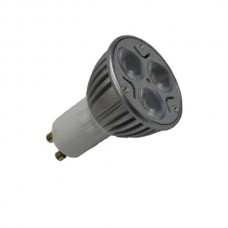 GU5,3 LED SPOTLIGHTS,85-265V 3W,C.CT 3000K,GU5.3 BASE, DIMMABLE 220LM